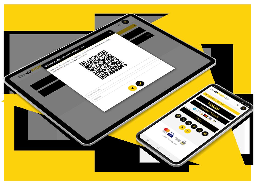 Mobile POS application